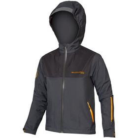 Endura MT500JR Chaqueta Impremeable Niños, grey